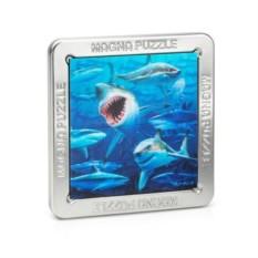 3D пазл Акулы