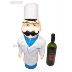 Подставка-бар для бутылки Доктор