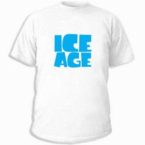 Футболка Ice age