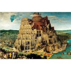 Пазл Вавилонская башня