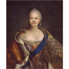 Женский портрет по фотографии