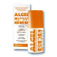Гель-антиперспирант Алгель для тела