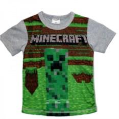 Футболка Minecraft Крипер