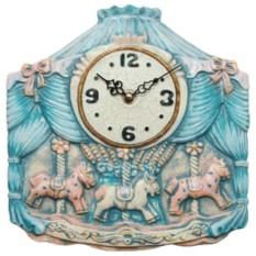 Настенные часы Карусель