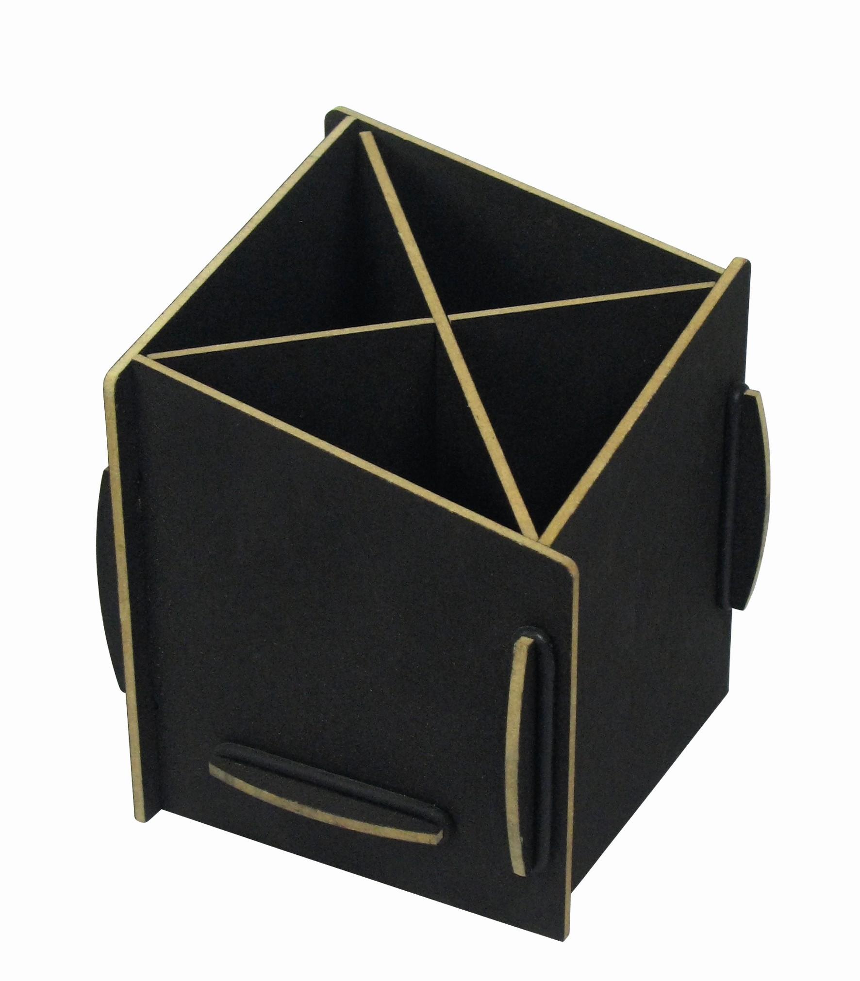 Черный penbox