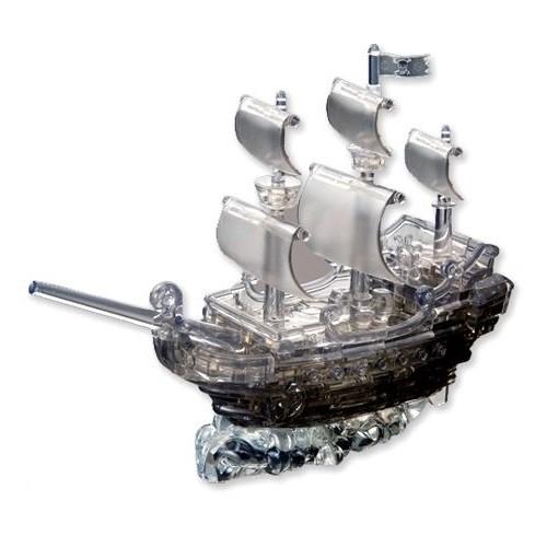 Головоломка 3D Crystal Puzzle Пиратский корабль