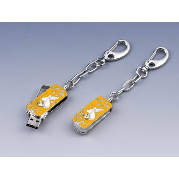 Металлическая USB-флэшка