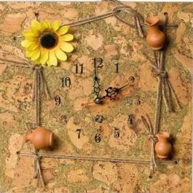Настенные часы  «Кувшин»