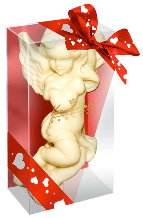 Ангел из белого шоколада