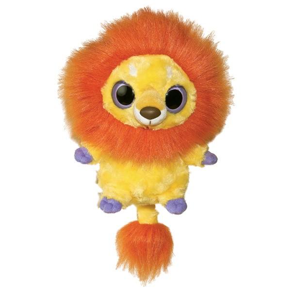 Мягкая игрушка Aurora Юху и его друзья. Лев