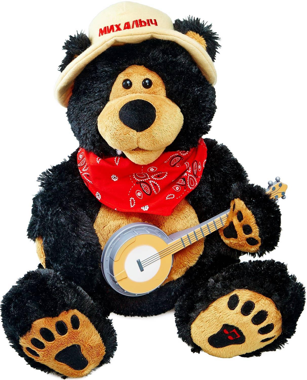 Поющая игрушка «Медведь Топтыжкин»