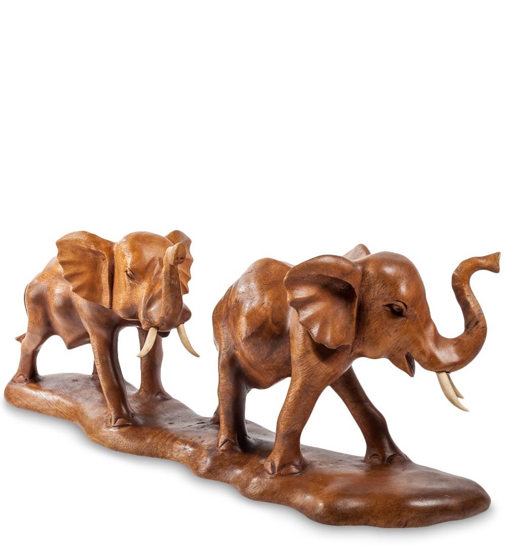 Статуэтка Слоны (о.Бали)