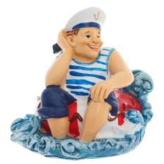 Декоративная фигурка Солдат-моряк