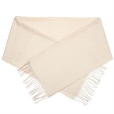 Кремовый шарф Bristol Sergio Verotti