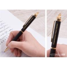 Ручка «Якорь» с гравировкой