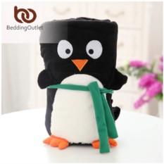 Плед-игрушка «Пингвин»