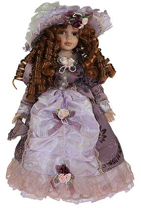 Коллекционная кукла Дарья