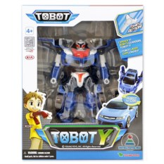 Трансформер Tobot Y с ключом-токеном