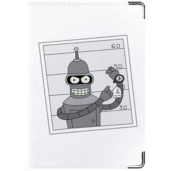 Обложка для паспорта «Бендер»
