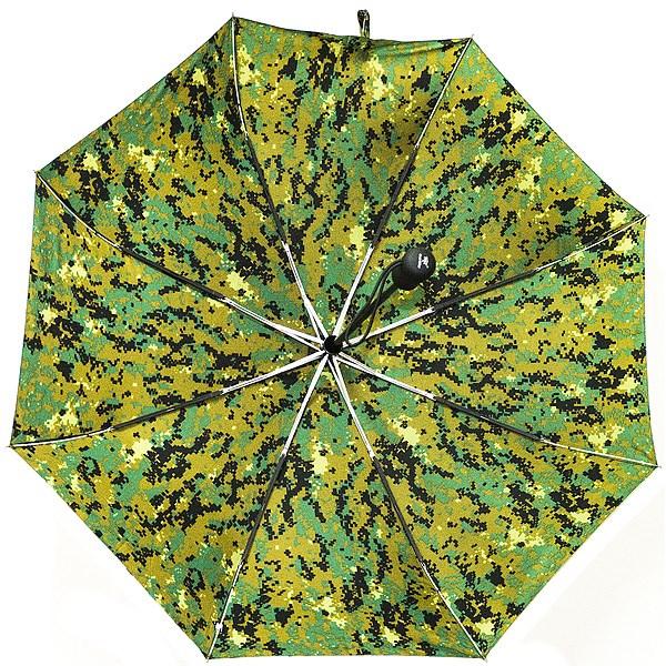 Автоматический складной мужской зонт-камуфляж