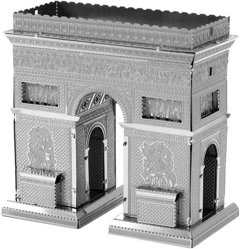 3D-пазл из металла «Триумфальная арка»