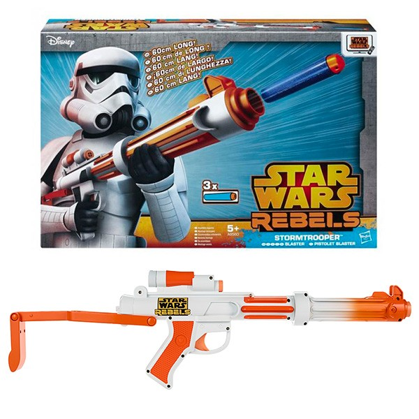 Игрушка Star Wars (Hasbro) Бластер Штурмовика
