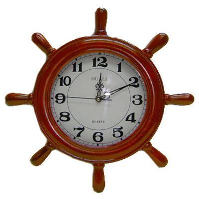 Часы настенные «Штурвал»