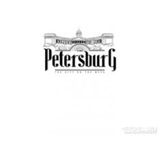 Женская футболка «Петербург»