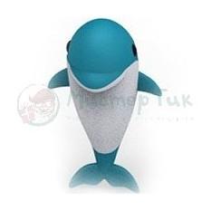 Флешка Дельфин, 8Гб