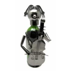 Подставка под бутылку Музыкант