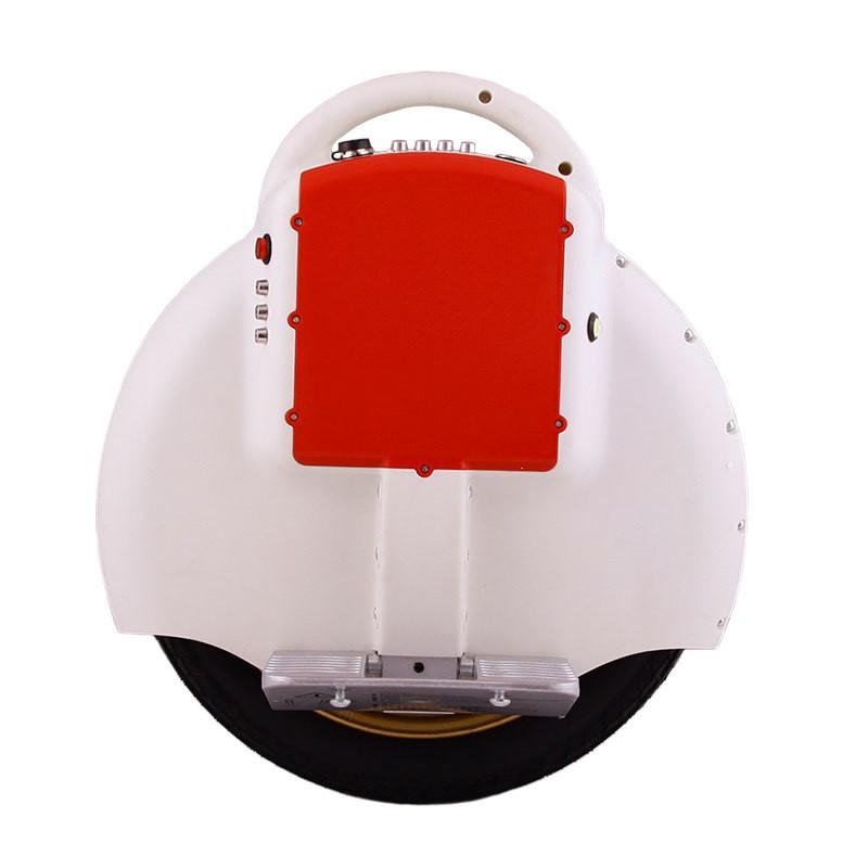 Белое моноколесо Hoverbot S2