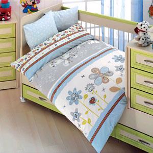 Детское постельное белье Emily mavi