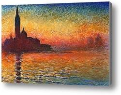 Репродукция картины Венеция