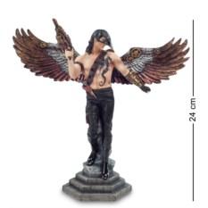 Статуэтка в стиле стимпанк Мужчина в маске, высота 24,5 см