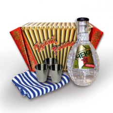 Подарочный набор для водки За Россию