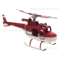 Модель Вертолет , длина 21 см