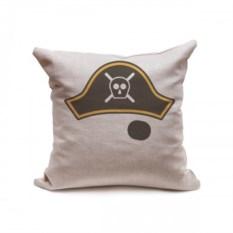Декоративная подушка Пират