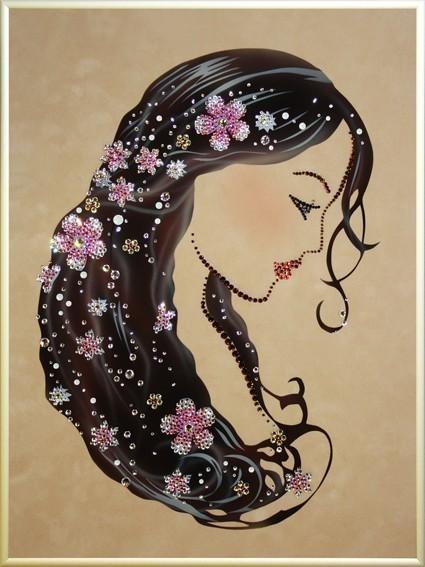 Картина Цветочная палитра