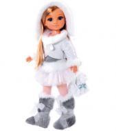 Кукла Нэнси «Зимняя красавица» с коньками