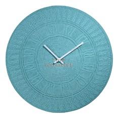 Часы Подушка (бирюзовый)