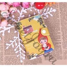 Держатель для карточек Little Red Riding Hood (Желтый)