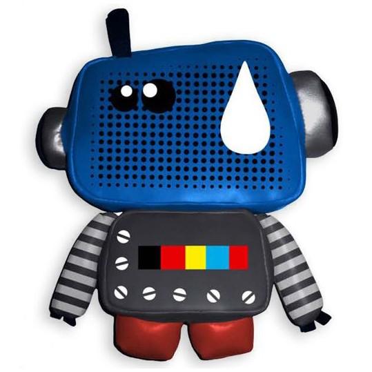 Дизайнерская игрушка RETROBOT