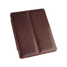 Кожаный коричневый чехол для iPad