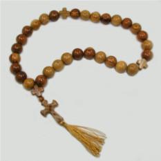 Христианские четки из абрикоса