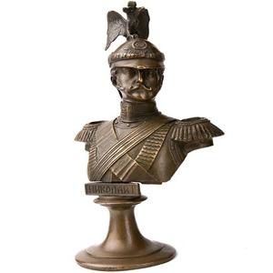 Бронзовый бюст « Николай I»
