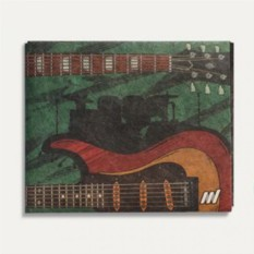 Кошелек Guitar (New Wallet)
