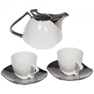 Чайный набор «Metallic» (5 предметов)