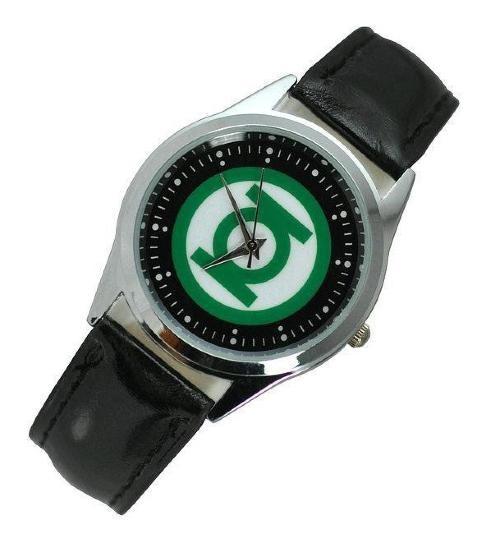 Часы Зеленый фонарь