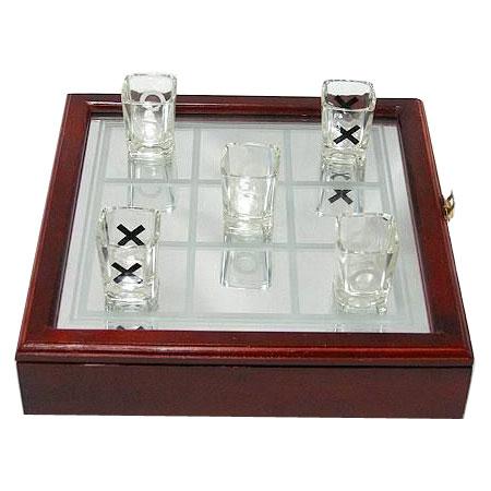 Алкогольная игра «Пьяные Крестики-Нолики»