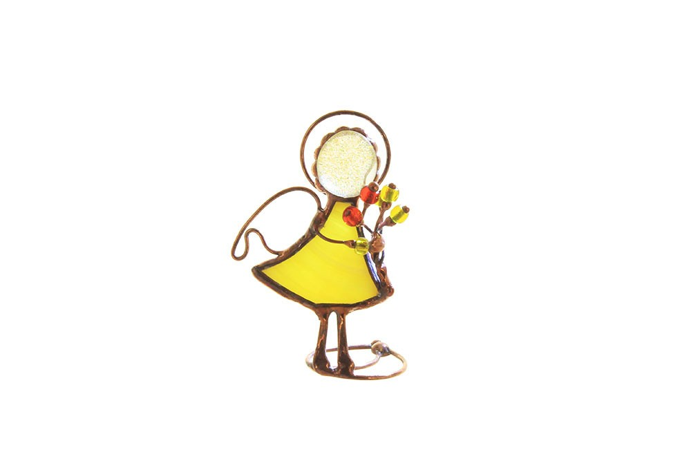Мини-статуэтка «Ангел радости»